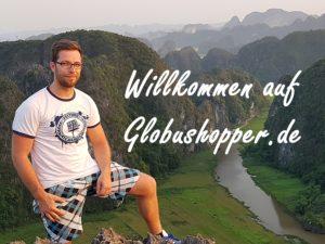 Willkommen auf Globushopper.de